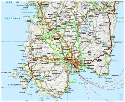 recensioni evasioni cagliari map - photo#10