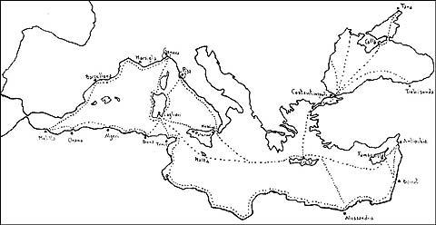 La rete Espaces in Europa